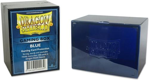 Dragon Shield Strong Box - Blauw