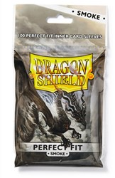 Dragon Shield Sleeves - Perfect Fit - Smoke (100 stuks)