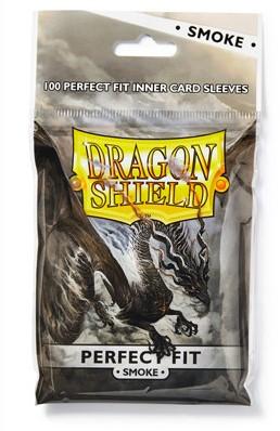 Dragon Shield Sleeves - Perfect Fit - Smoke (100 stuks)