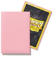 Dragon Shield Sleeves Japanese Pink (60 stuks)-2