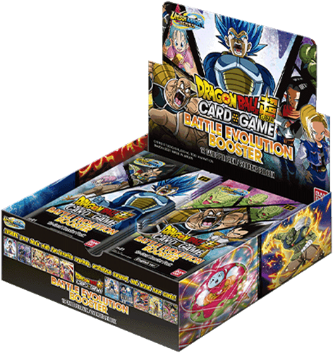 Dragon Ball Super - Battle Evolution Boosterbox