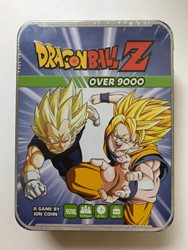 Dragon Ball Z - Over 9000