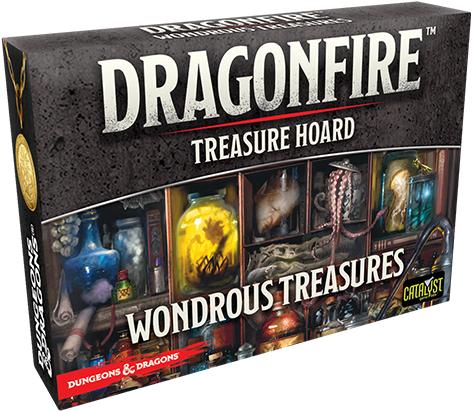 Dragonfire - Wondrous Treasures