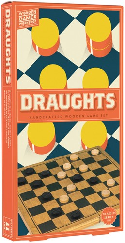 Draughts - Wooden Games