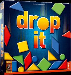 Drop it - Bordspel