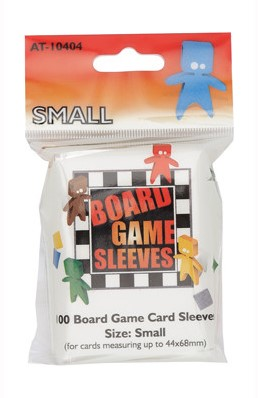 Board Game Sleeves - Small (44x68 mm)