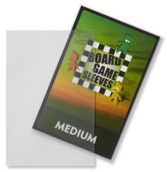 Sleeves Non Glare Board Game - Medium (57x89 mm)-2