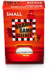 Sleeves Non Glare Board Game - Small (44x68 mm)-1