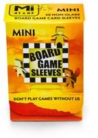 Sleeves Non Glare Board Game - Mini (41x63 mm)