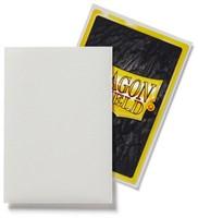 Dragon Shield Sleeves Japanese White (60 stuks)-2