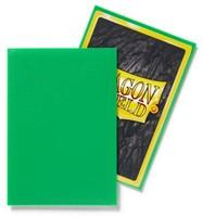 Dragon Shield Sleeves Japanese Apple Green(60 stuks)-2