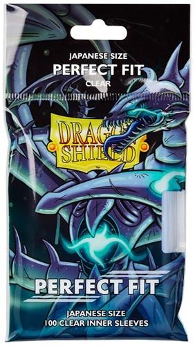 Dragon Shield Sleeves - Japanese Perfect Fit - Inner Sleeves (100 stuks)