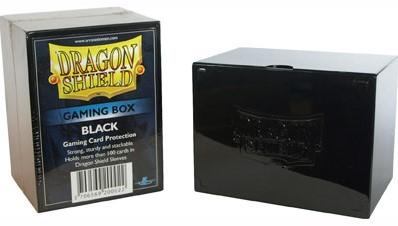 Dragon Shield Deckbox - Zwart