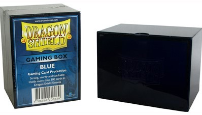 Dragon Shield Strong Box - Blauw