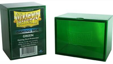Dragon Shield Gaming Box - Groen