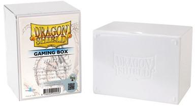 Dragon Shield Deckbox - Wit