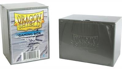 Dragon Shield Gaming Box - Zilver