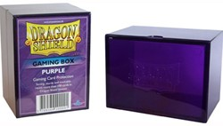 Dragon Shield Strongbox - Paars