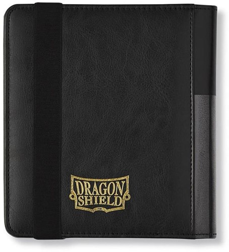 Portfolio Dragon Shield Card Codex 80 2/4 black