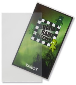 Sleeves Non Glare Board Game - Tarot (70 x 120 mm)