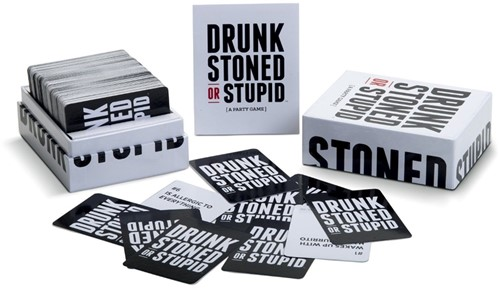 Drunk Stoned or Stupid-2