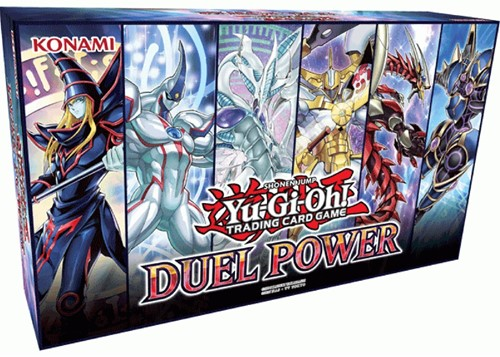 Yu-Gi-Oh! - Duel Power Box