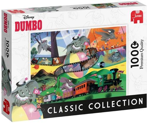Disney Classic Collection - Dumbo Puzzel (1000 stukjes)