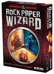 Dungeons & Dragons - Rock Paper Wizard