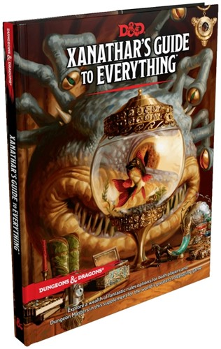 D&D - Xanathar's Guide to Everything