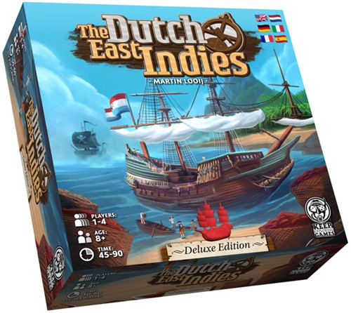 The Dutch East Indies - Deluxe Editie (Open geweest)