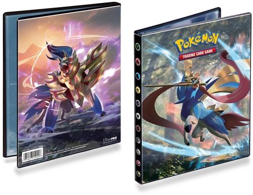 Pokemon Sword & Shield - 4-Pocket Verzamelmap