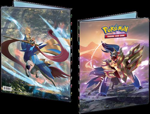 Pokemon Verzamelmap - Sword & Shield 9-Pocket