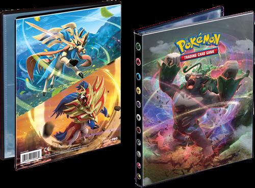 Pokemon 4-Pocket Portfolio - Sword & Shield Rebel Clash