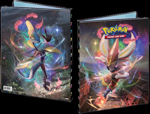 Pokemon 9-Pocket Portfolio - Sword & Shield Rebel Clash