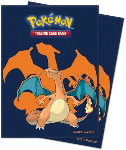 Pokemon Sleeves - Charizard (65 stuks)