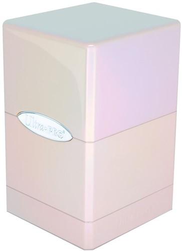 Deckbox Satin Tower Hi-Gloss Iridescent