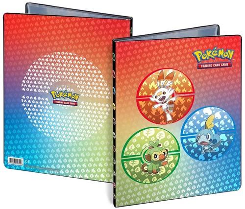 Pokemon 9-Pocket Portfolio - Galar