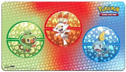 Pokemon Playmat Sword & Shield Galar