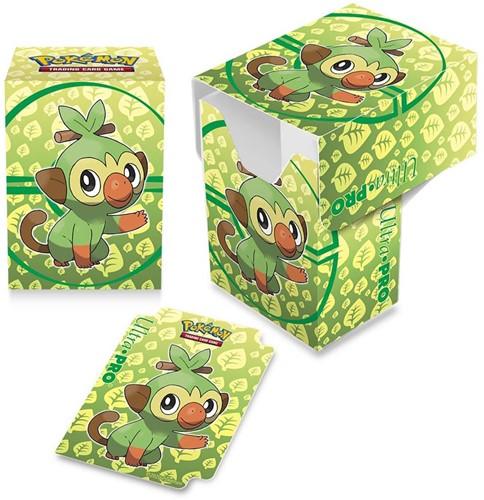 Pokemon Deckbox - Galar Grookey