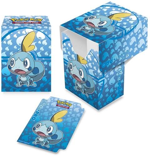 Pokemon Deckbox - Galar Sobble