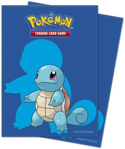Pokemon Sleeves - Squirtle (65 stuks)