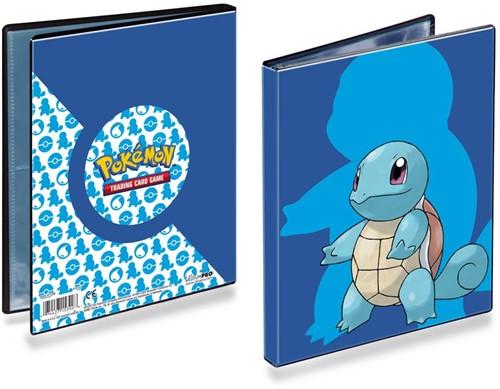 Pokemon 4-Pocket Portfolio - Squirtle