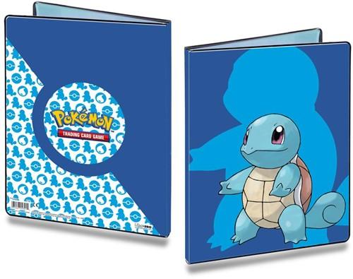 Pokemon 9-Pocket Portfolio - Squirtle
