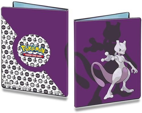 Pokemon 9-Pocket Portfolio - Mewtwo