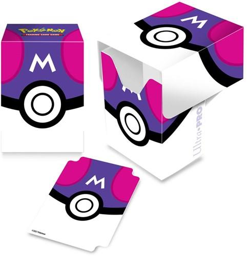 Pokemon Deckbox - Master Ball
