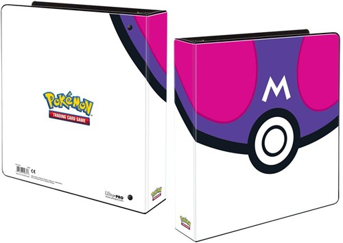 Pokemon Multomap - Master Ball