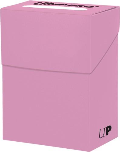 Deckbox Solid - Hot Pink