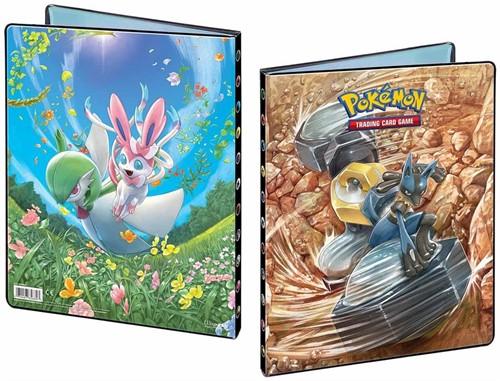Pokemon Sun & Moon - Unbroken Bonds 9-Pocket Verzamelmap