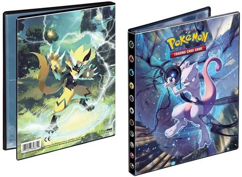 Pokemon Sun & Moon - Unbroken Bonds 4-Pocket Verzamelmap