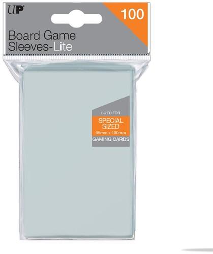 Sleeves Lite Board Games 65x100 (100 stuks)